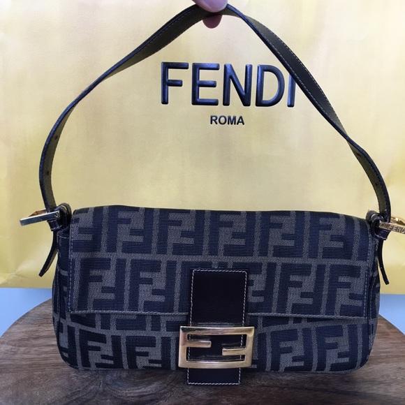 Fendi Handbags - Fendi Baguette 488a4487b51f3